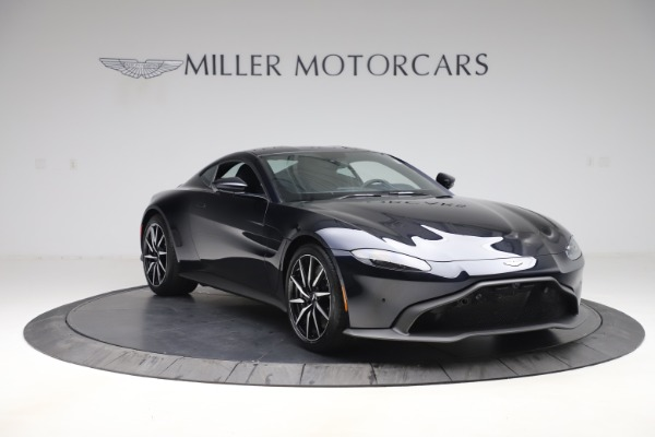 New 2020 Aston Martin Vantage Coupe for sale $177,609 at Pagani of Greenwich in Greenwich CT 06830 10