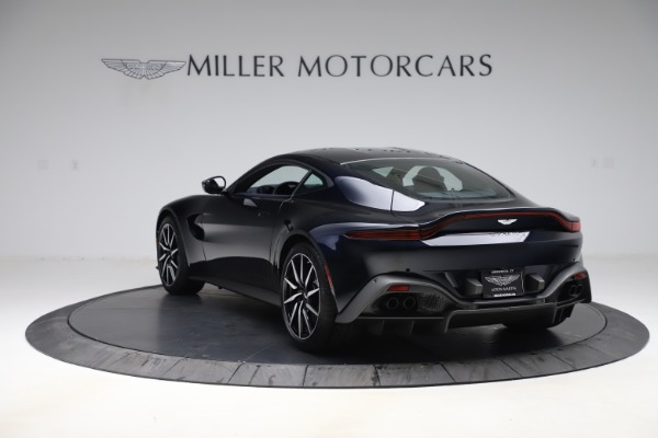 New 2020 Aston Martin Vantage Coupe for sale $177,609 at Pagani of Greenwich in Greenwich CT 06830 4