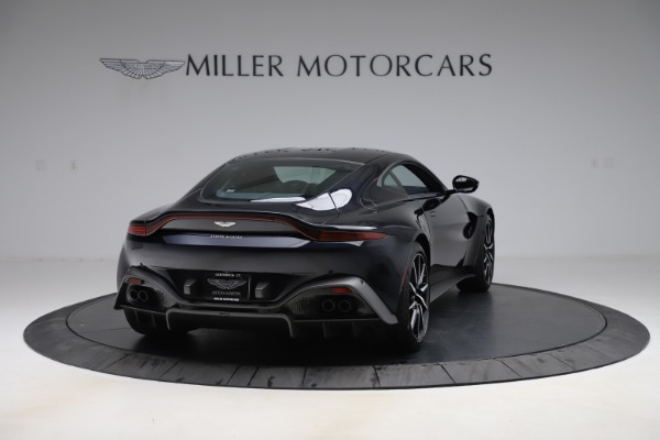 New 2020 Aston Martin Vantage Coupe for sale $177,609 at Pagani of Greenwich in Greenwich CT 06830 6