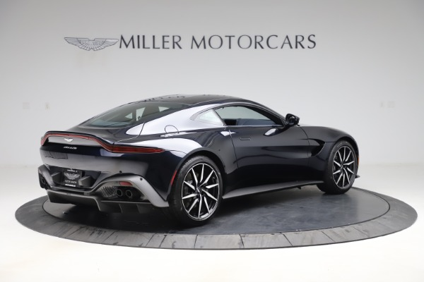 New 2020 Aston Martin Vantage Coupe for sale $177,609 at Pagani of Greenwich in Greenwich CT 06830 7
