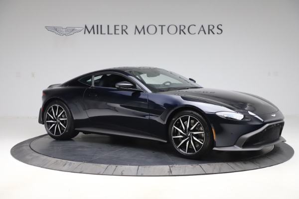 New 2020 Aston Martin Vantage Coupe for sale $177,609 at Pagani of Greenwich in Greenwich CT 06830 9
