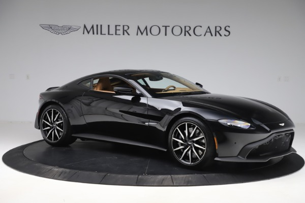 New 2020 Aston Martin Vantage Coupe for sale $183,954 at Pagani of Greenwich in Greenwich CT 06830 10