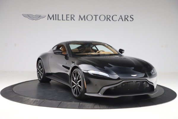 New 2020 Aston Martin Vantage Coupe for sale $183,954 at Pagani of Greenwich in Greenwich CT 06830 11