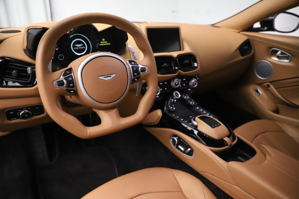 New 2020 Aston Martin Vantage Coupe for sale $183,954 at Pagani of Greenwich in Greenwich CT 06830 13