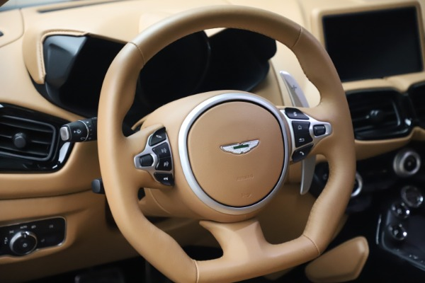 New 2020 Aston Martin Vantage Coupe for sale $183,954 at Pagani of Greenwich in Greenwich CT 06830 16