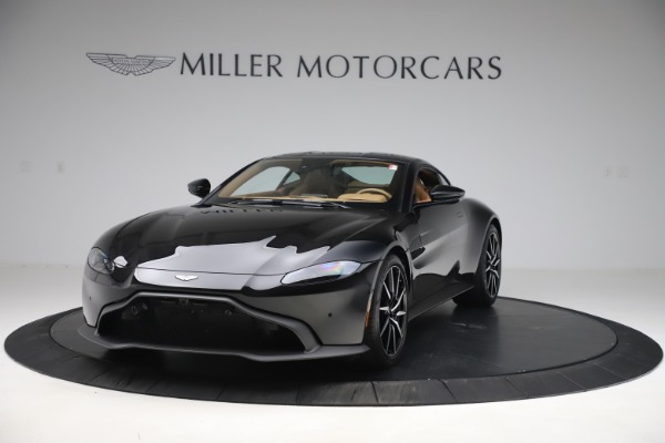 New 2020 Aston Martin Vantage Coupe for sale $183,954 at Pagani of Greenwich in Greenwich CT 06830 2