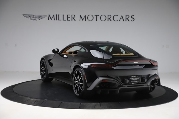 New 2020 Aston Martin Vantage Coupe for sale $183,954 at Pagani of Greenwich in Greenwich CT 06830 5