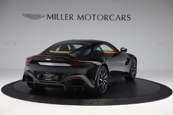 New 2020 Aston Martin Vantage Coupe for sale $183,954 at Pagani of Greenwich in Greenwich CT 06830 7