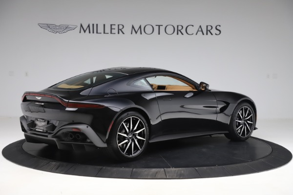 New 2020 Aston Martin Vantage Coupe for sale $183,954 at Pagani of Greenwich in Greenwich CT 06830 8