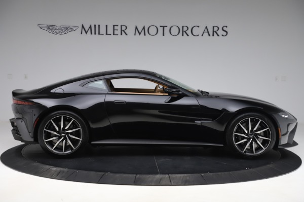New 2020 Aston Martin Vantage Coupe for sale $183,954 at Pagani of Greenwich in Greenwich CT 06830 9