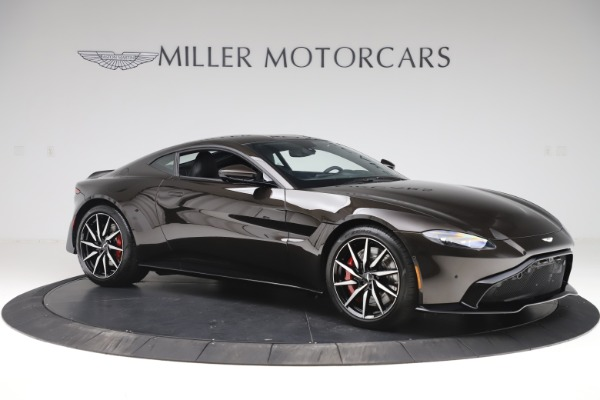 New 2020 Aston Martin Vantage for sale $184,787 at Pagani of Greenwich in Greenwich CT 06830 10