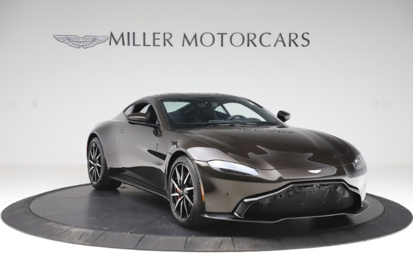 New 2020 Aston Martin Vantage Coupe for sale $184,787 at Pagani of Greenwich in Greenwich CT 06830 11