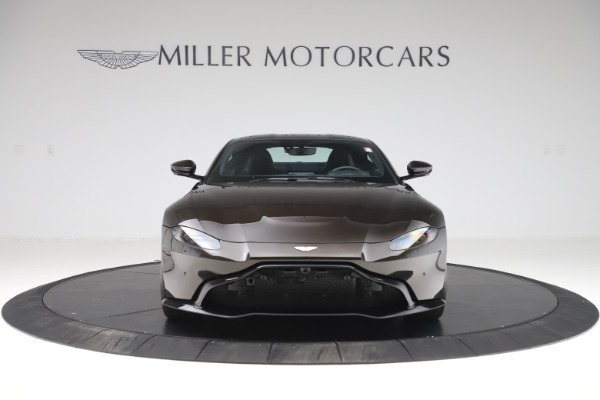 New 2020 Aston Martin Vantage for sale $184,787 at Pagani of Greenwich in Greenwich CT 06830 12