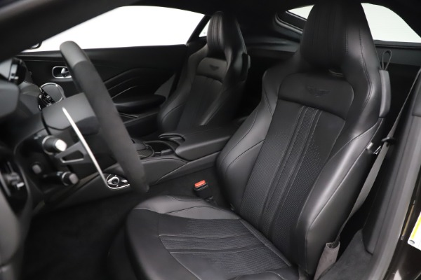 New 2020 Aston Martin Vantage for sale $184,787 at Pagani of Greenwich in Greenwich CT 06830 15