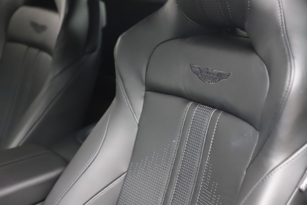 New 2020 Aston Martin Vantage for sale $184,787 at Pagani of Greenwich in Greenwich CT 06830 16