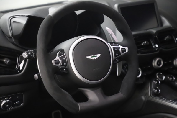 New 2020 Aston Martin Vantage Coupe for sale $184,787 at Pagani of Greenwich in Greenwich CT 06830 17