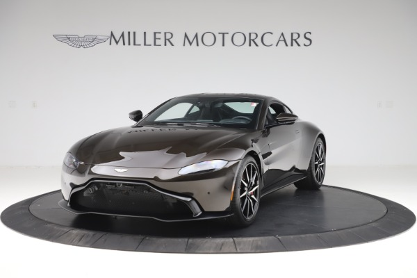 New 2020 Aston Martin Vantage for sale $184,787 at Pagani of Greenwich in Greenwich CT 06830 2