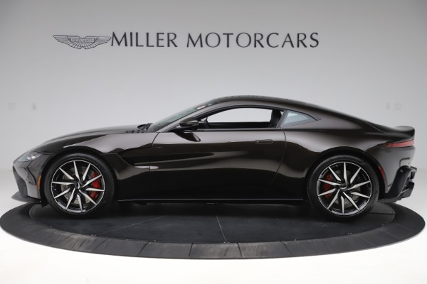 New 2020 Aston Martin Vantage Coupe for sale $184,787 at Pagani of Greenwich in Greenwich CT 06830 3