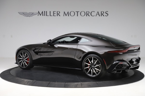 New 2020 Aston Martin Vantage Coupe for sale $184,787 at Pagani of Greenwich in Greenwich CT 06830 4