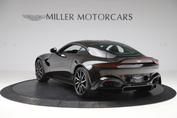 New 2020 Aston Martin Vantage for sale $184,787 at Pagani of Greenwich in Greenwich CT 06830 5