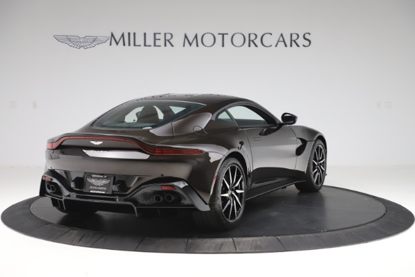 New 2020 Aston Martin Vantage Coupe for sale $184,787 at Pagani of Greenwich in Greenwich CT 06830 7
