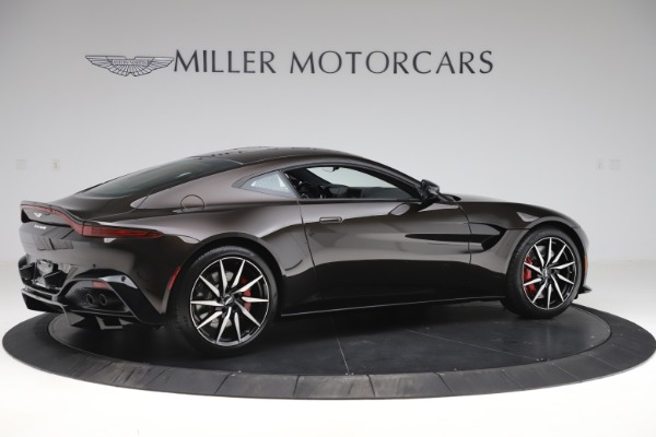 New 2020 Aston Martin Vantage Coupe for sale $184,787 at Pagani of Greenwich in Greenwich CT 06830 8