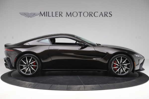 New 2020 Aston Martin Vantage Coupe for sale $184,787 at Pagani of Greenwich in Greenwich CT 06830 9