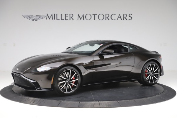 New 2020 Aston Martin Vantage for sale $184,787 at Pagani of Greenwich in Greenwich CT 06830 1