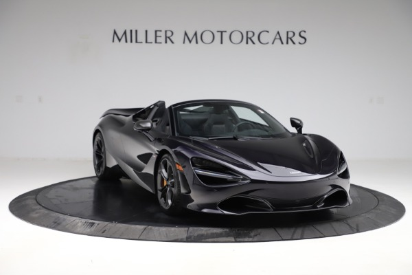 New 2020 McLaren 720S Spider Performance for sale $377,830 at Pagani of Greenwich in Greenwich CT 06830 10