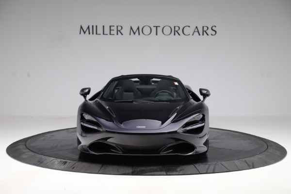 New 2020 McLaren 720S Spider Performance for sale $377,830 at Pagani of Greenwich in Greenwich CT 06830 11