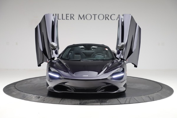 New 2020 McLaren 720S Spider Performance for sale $377,830 at Pagani of Greenwich in Greenwich CT 06830 12