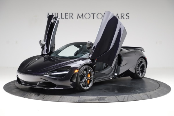 New 2020 McLaren 720S Spider Performance for sale $377,830 at Pagani of Greenwich in Greenwich CT 06830 13
