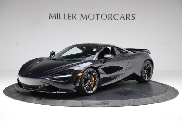 New 2020 McLaren 720S Spider Performance for sale $377,830 at Pagani of Greenwich in Greenwich CT 06830 15