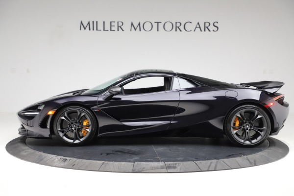 New 2020 McLaren 720S Spider Performance for sale $377,830 at Pagani of Greenwich in Greenwich CT 06830 16