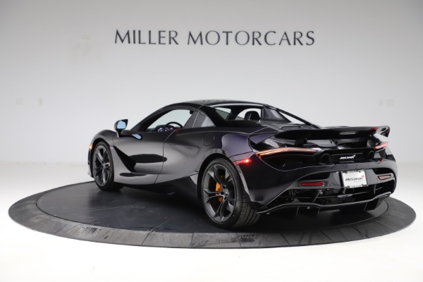 New 2020 McLaren 720S Spider Performance for sale $377,830 at Pagani of Greenwich in Greenwich CT 06830 17