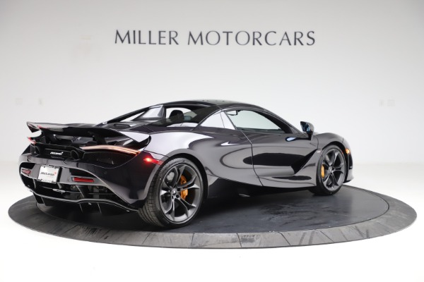 New 2020 McLaren 720S Spider Performance for sale $377,830 at Pagani of Greenwich in Greenwich CT 06830 19