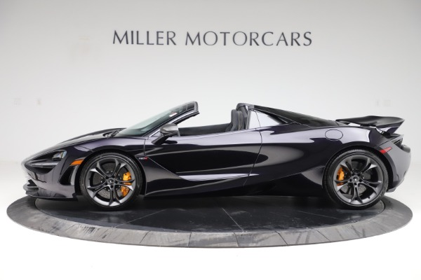 New 2020 McLaren 720S Spider Performance for sale $377,830 at Pagani of Greenwich in Greenwich CT 06830 2