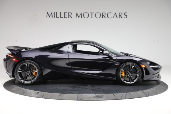 New 2020 McLaren 720S Spider Performance for sale $377,830 at Pagani of Greenwich in Greenwich CT 06830 20