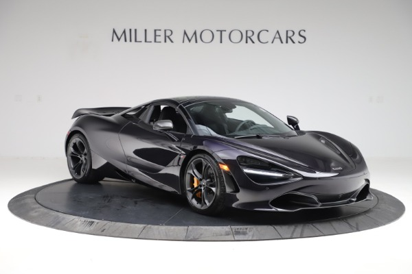 New 2020 McLaren 720S Spider Performance for sale $377,830 at Pagani of Greenwich in Greenwich CT 06830 21
