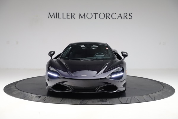 New 2020 McLaren 720S Spider Performance for sale $377,830 at Pagani of Greenwich in Greenwich CT 06830 22