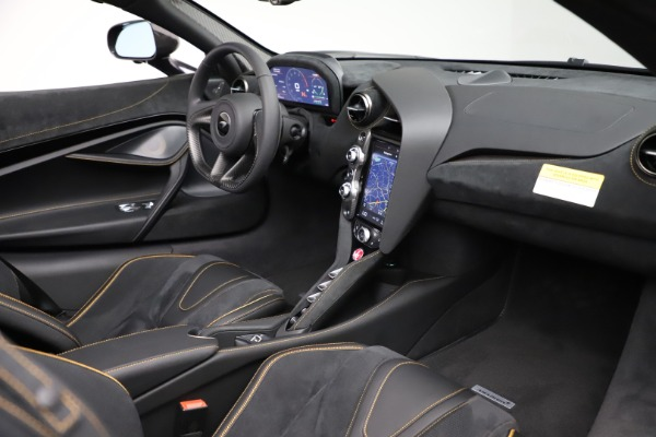 New 2020 McLaren 720S Spider Performance for sale $377,830 at Pagani of Greenwich in Greenwich CT 06830 28