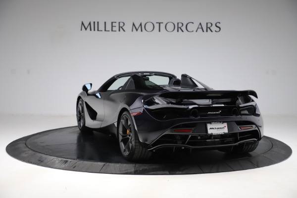 New 2020 McLaren 720S Spider Performance for sale $377,830 at Pagani of Greenwich in Greenwich CT 06830 4