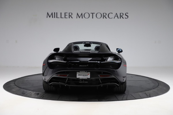 New 2020 McLaren 720S Spider Performance for sale $377,830 at Pagani of Greenwich in Greenwich CT 06830 5