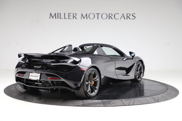 New 2020 McLaren 720S Spider Performance for sale $377,830 at Pagani of Greenwich in Greenwich CT 06830 6