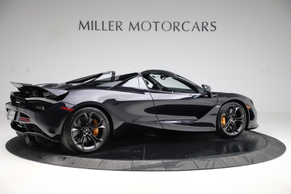 New 2020 McLaren 720S Spider Performance for sale $377,830 at Pagani of Greenwich in Greenwich CT 06830 7