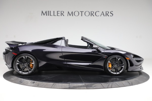 New 2020 McLaren 720S Spider Performance for sale $377,830 at Pagani of Greenwich in Greenwich CT 06830 8