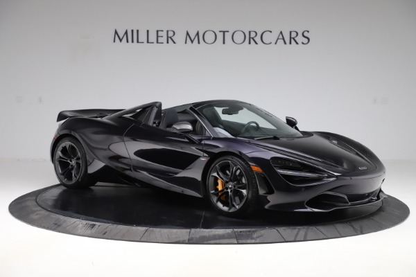 New 2020 McLaren 720S Spider Performance for sale $377,830 at Pagani of Greenwich in Greenwich CT 06830 9