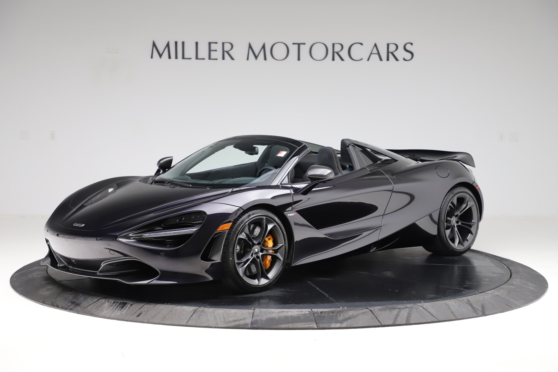New 2020 McLaren 720S Spider Performance for sale $377,830 at Pagani of Greenwich in Greenwich CT 06830 1