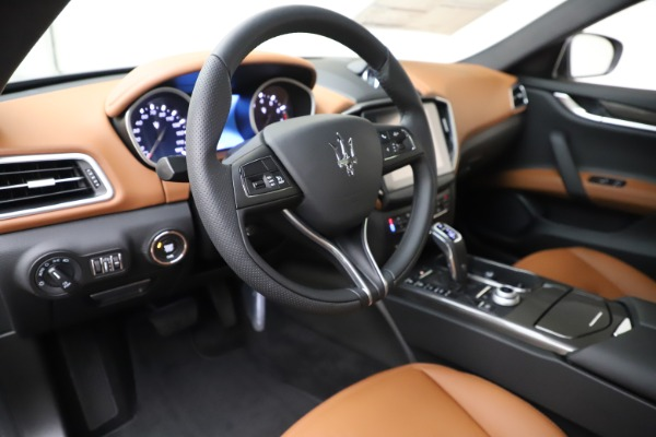 New 2020 Maserati Ghibli S Q4 for sale $63,244 at Pagani of Greenwich in Greenwich CT 06830 13