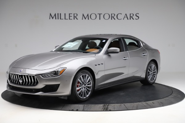 New 2020 Maserati Ghibli S Q4 for sale $63,244 at Pagani of Greenwich in Greenwich CT 06830 2